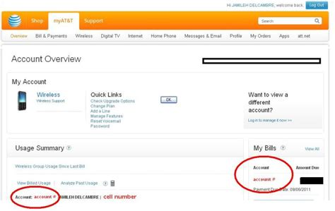 At T Search Solved How Do You Find Your Account Number At T