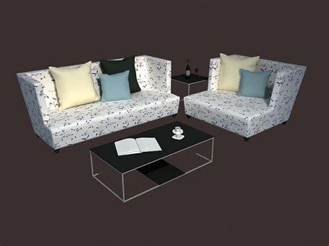 free 3d living room sets living room sofa sets 3d model 3dsmax files free download