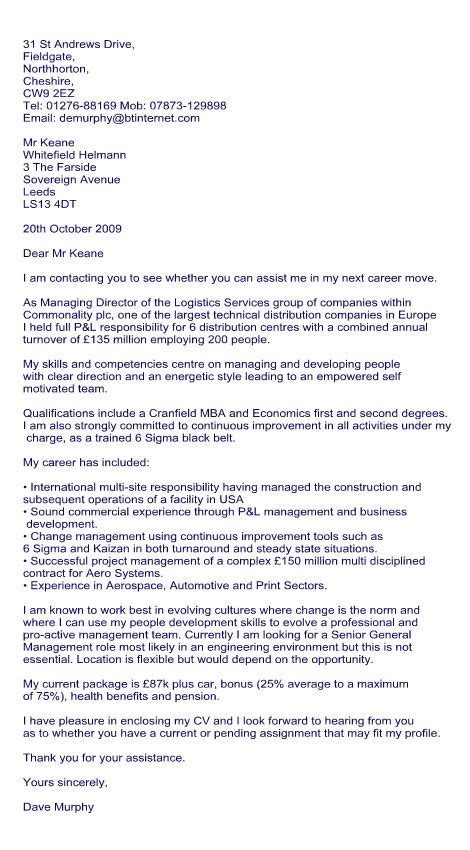 Introduction Letter Manpower Consultancy Cover Letter 201207