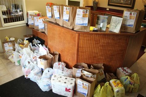 saafe house huntsville tx cole insurance annual food drive 2012