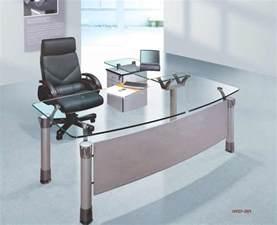 Modern Glass Desks Modern Glass Office Desk Www Pixshark Images Galleries With A Bite