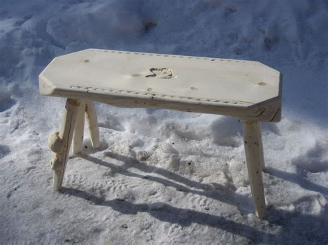 mortise and tenon bench polhavn woodfabrik furniture