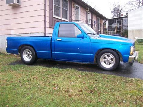 lowered cars and speed purchase used 89 s10 short bed lowered 4 cyl 5 speed