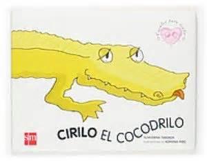 libro cirilo el cocodrilo cirilo cirilo el cocodrilo un cuento sobre el color de la piel autor almudena taboada 10 libros
