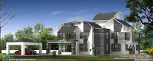 Ultra Contemporary Homes Ultra Modern Contemporary Style Luxury Home Kerala Home