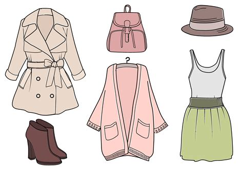 free clothes vector free vector stock graphics images