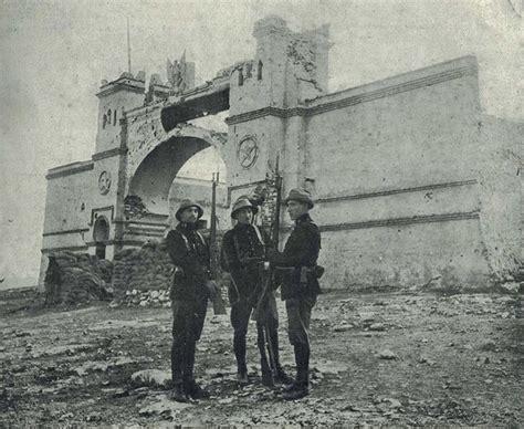 la guerra de marruecos durante la guerra de marruecos en el a 241 o 1922 en la entrada a la posici 243 n de monte arruit