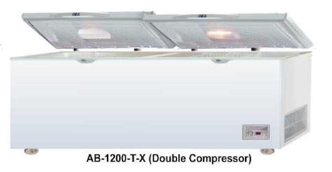 Freezer Box 1000 Liter chest freezer kapasitas 1000 liter untuk simpan daging beku