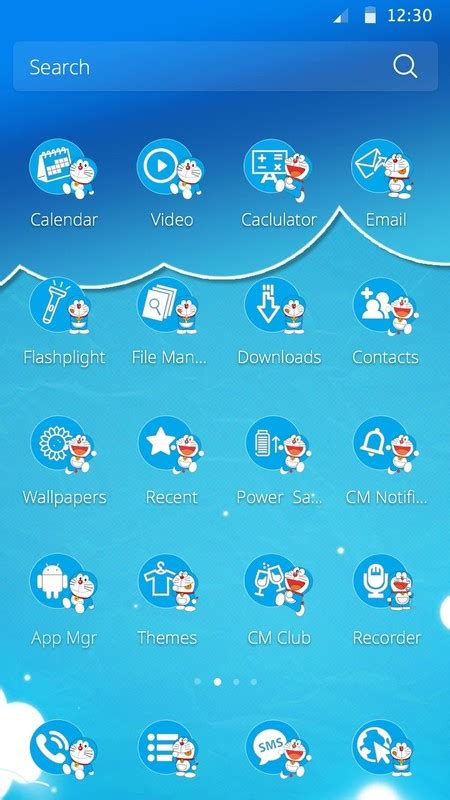 themes doraemon free doraemon theme free android theme download download the