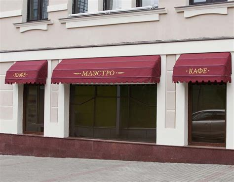 shop awnings london shop awnings shop front canopies awnings in london