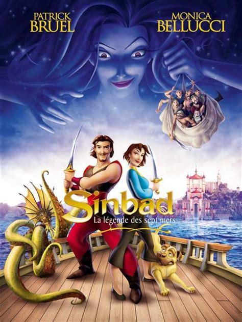 regarder vf un grand voyage vers la nuit en streaming vf en cinéma affiche du film sinbad la l 233 gende des sept mers
