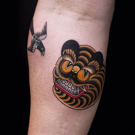 korean tiger tattoo 93 best tiger ideas images on