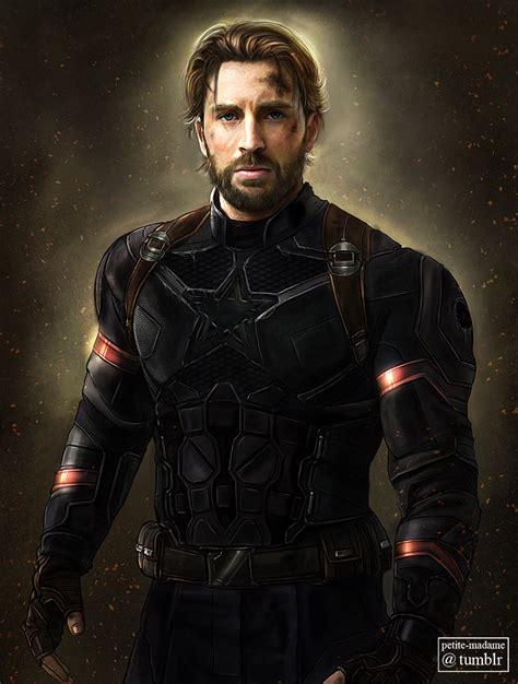 Steve Roger Suit steve rogers infinity war 2017 my take on steve in infinity war of course it s not the