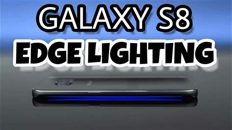 galaxy s8 edge lighting galaxy s8 edge lighting for all android devices