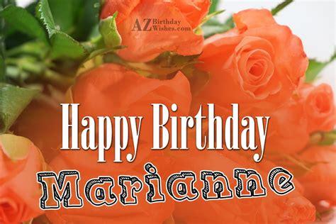 marianne design happy birthday happy birthday marianne