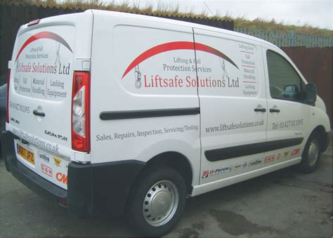 Vinyl Printing Gainsborough | the sign workshop vehicle graphics and decals in