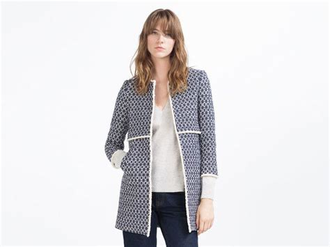 Zara Look A Like 1 the zara coat that went viral is back in stock look magazine
