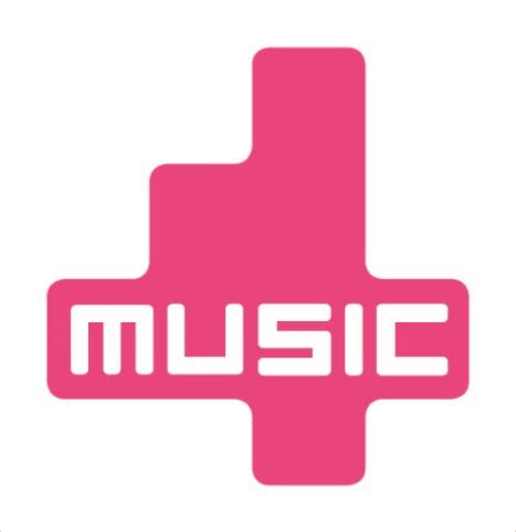 house music channel 4music launches new logo and on screen identity design week