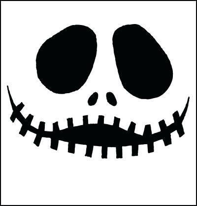 scary o lantern template o lantern stencils nightmarish smile 9 templates and