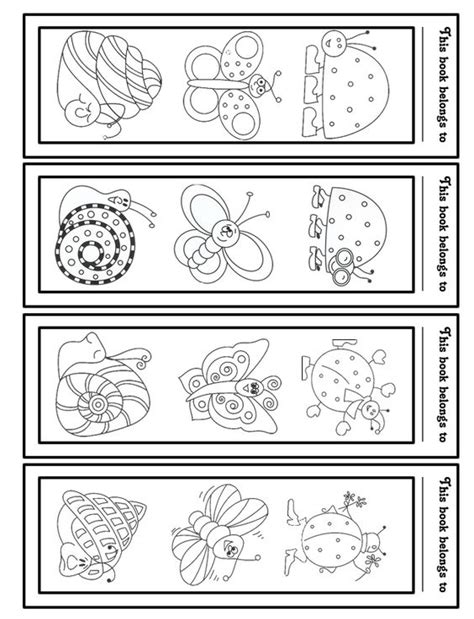 printable library bookmarks library bookmarks to color bookmarks for kids to color