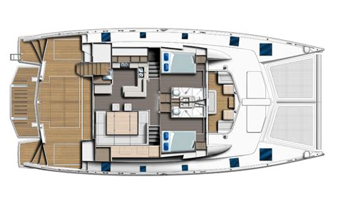 catamaran floor plans leopard 58 leopard catamarans us