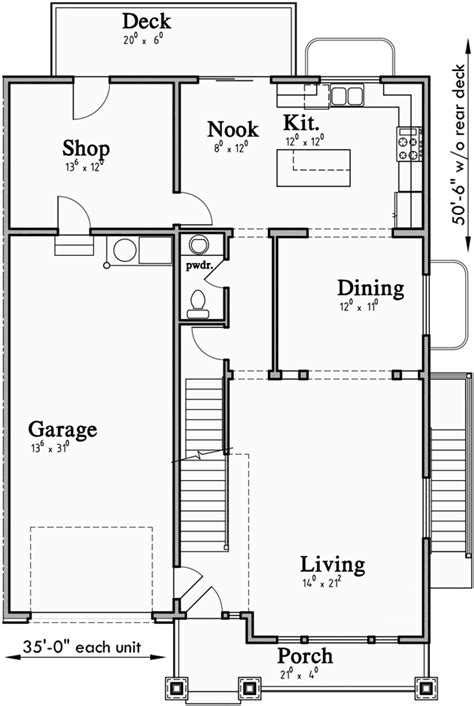 craftsman house plans with basement craftsman luxury duplex house plans with basement and