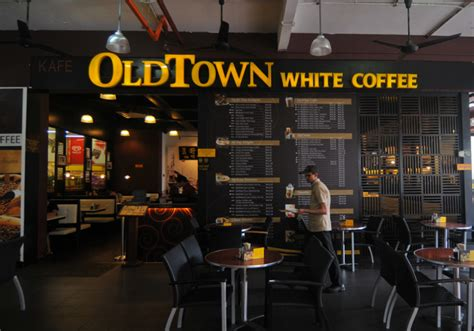 coffee shop design in malaysia old town white coffee free toast with aeon promotion