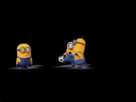 imagenes de minions jugando minions jugando futbol estilo neymar youtube