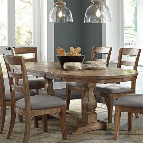 Oval Dining Room Table Sets by Best 25 Oval Table Ideas On Oval Kitchen