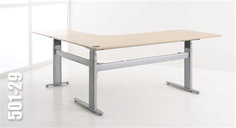Why Standing Desks Are Better by Ergonomic Height Adjustable Standing Desks Conset