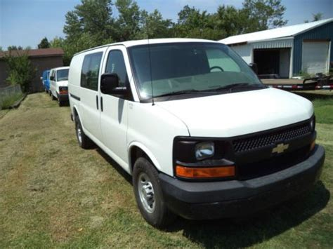 how to fix cars 2008 chevrolet express 2500 spare parts catalogs purchase used 2008 chevrolet express 2500 base standard cargo van 3 door 4 8l in parsons kansas