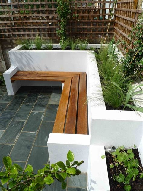 planter seat bench 1000 ideas about planter bench on pinterest garden