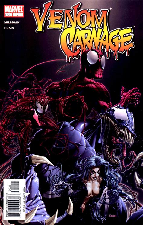 american carnage tales of trumpian dystopia books venom vs carnage vol 1 3 marvel database fandom