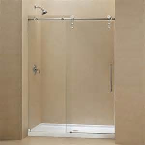 dreamline sliding shower doors dreamline dl 6624c enigma z fully frameless sliding shower