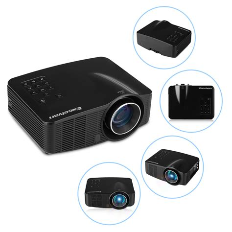 android projector wifi android led 1080p hd projector home theater