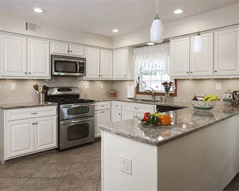 best color countertop for white cabinets what countertop color looks best with white cabinets