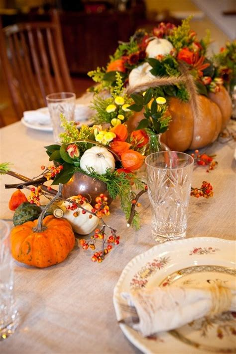 thanksgiving fall tablescape ideas from holly chapple 17
