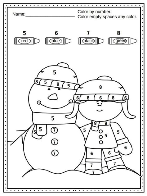 large print color by number coloring book winter beautiful and festive coloring activity book for and winter to relieve stress and relax books 93 best images about coloriages magiques on