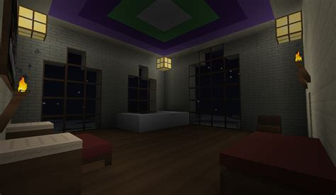 cool rooms to make in minecraft guest room by kyidyl minecraft on deviantart