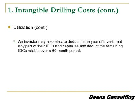 irc section 263 tax aspects of oil and gas 2014