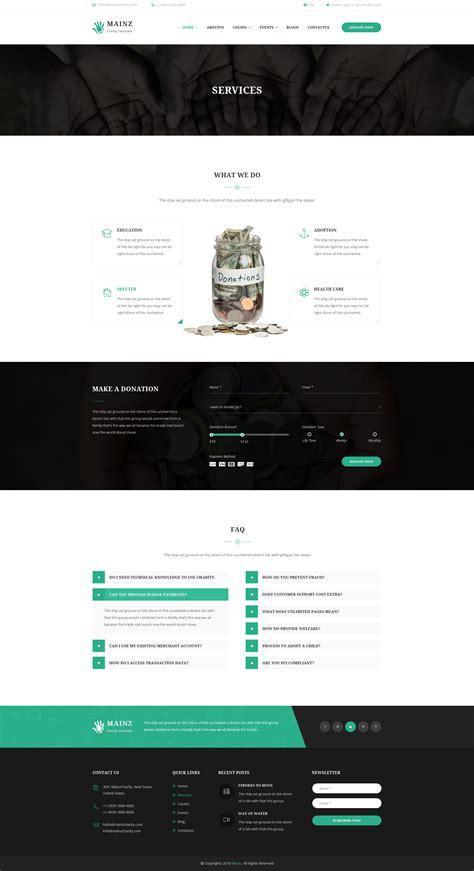 parallax scrolling template design templates inspirational horizontal parallax