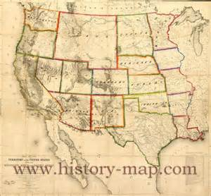 Map Western United States by Western United States