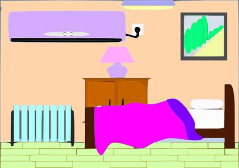 clip art bedroom tara girl room clip art at clker com vector clip art