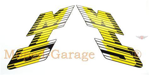 Honda Mbx Aufkleber by Moped Garage Net Honda Mt 5 Mokick Tank Aufkleber