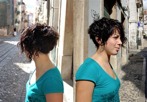 concave hairstyles curly hair short curly concave bob regarding style my salon