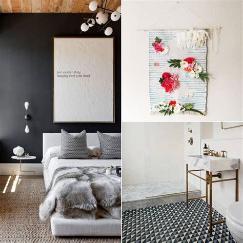 home decor trends 2016 pinterest pinterest predicts the top home trends for 2016 popsugar