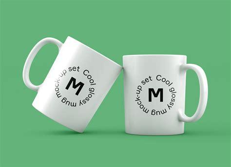 mug design mockup free twin mug mockup psd good mockups
