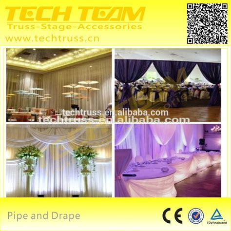 pipe and drape for sale used wedding backdrop stand easy to assemble pipe and drape for