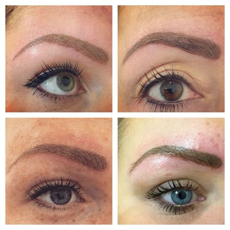tattoo eyebrows in san antonio tx 17 best images about permanent makeup on pinterest semi