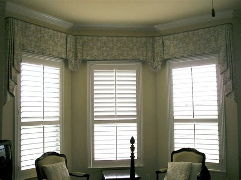 Bay Window Cornice Custom Window Valances Select Color According To Your